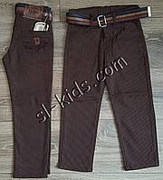 Яркие штаны,джинсы для мальчика 3-7 лет(ромбик шоколадные) опт пр.Турция, фото 1