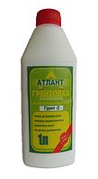 Атлант-грунт-2 для внутр. поверхонь з помірним водопоглин,   1л