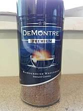 Кава розчинна DeMontre Premium Microground, 200 гр