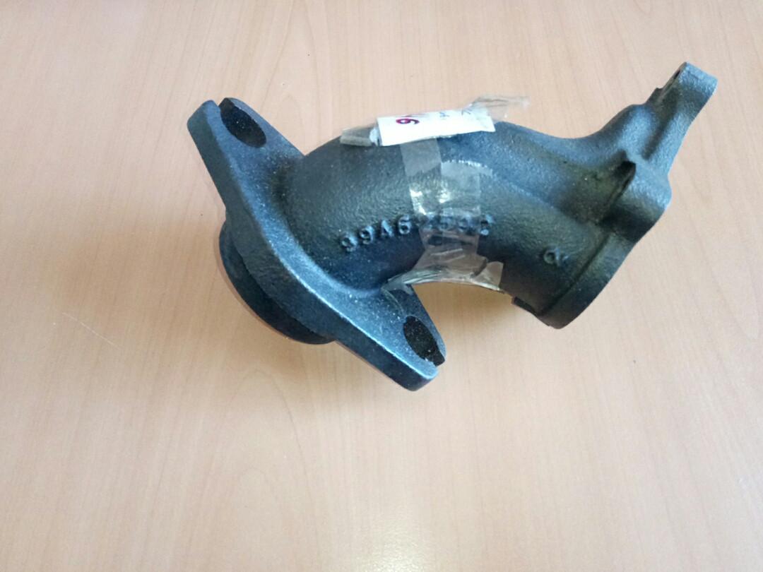 Выпускной коллектор от турбины Iveco Daily Е3 99462592