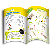 Набор для курса обучения Gigo Электромагнетизм (1237) 20 моделей, фото 3