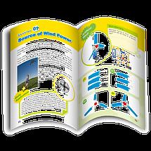 Набор для курса обучения Gigo Энергия ветра (1239) 20 моделей, фото 3
