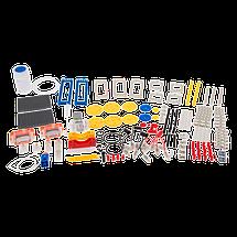 Набор для курса обучения Gigo Химическая батарея (1242) 20 моделей, фото 2