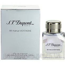 Dupont 58 Avenue Montaigne Men 30ml - Оригинал!!!