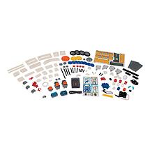 Набор для курса обучения Gigo Робототехника на базе S4A Scratch Arduino (1247R) 20 моделей, фото 2