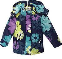 """Куртка детская демисезонная """"TAILANG"""" #HL-0838 для девочек. 5-6-7-8-9 лет. Темно-фиолетовая. Оптом., фото 1"""