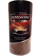 Кофе растворимый DeMontre Gold