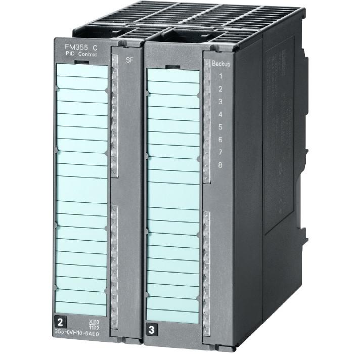 Siemens Simatic S7-300, FM 355C: 4-канальный модуль автоматического регулирования, 6ES7355-0VH10-0AE0