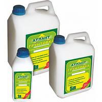 Атлант-грунт-2 для внутр. поверхонь з помірним водопоглин, 10л