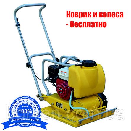 Виброплита Dro Masz DRB-120D, 120 kg, HONDA GX160, Р, фото 2