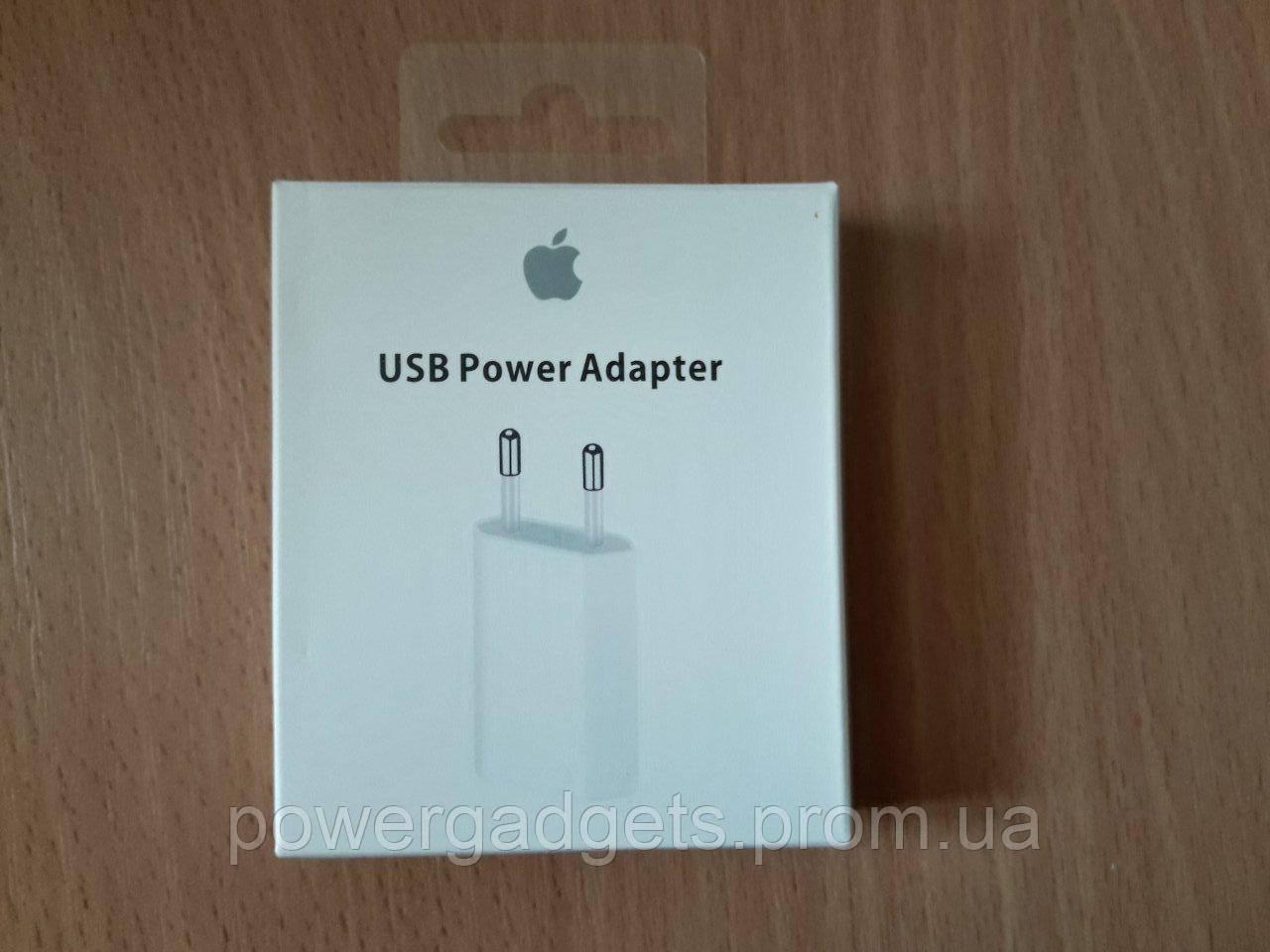 Сетевое зарядное устройство Apple 5V 1A 5W оригинал