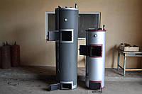 Мощный котел верхнего горения Bizon 40 D, фото 1