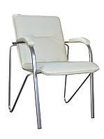 Офисный стул Samba Alum S-82 светло-бежевый