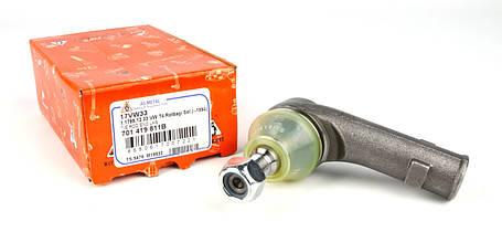 Наконечник рулевой тяги VW T4 91-95, L, d=16mm, фото 2