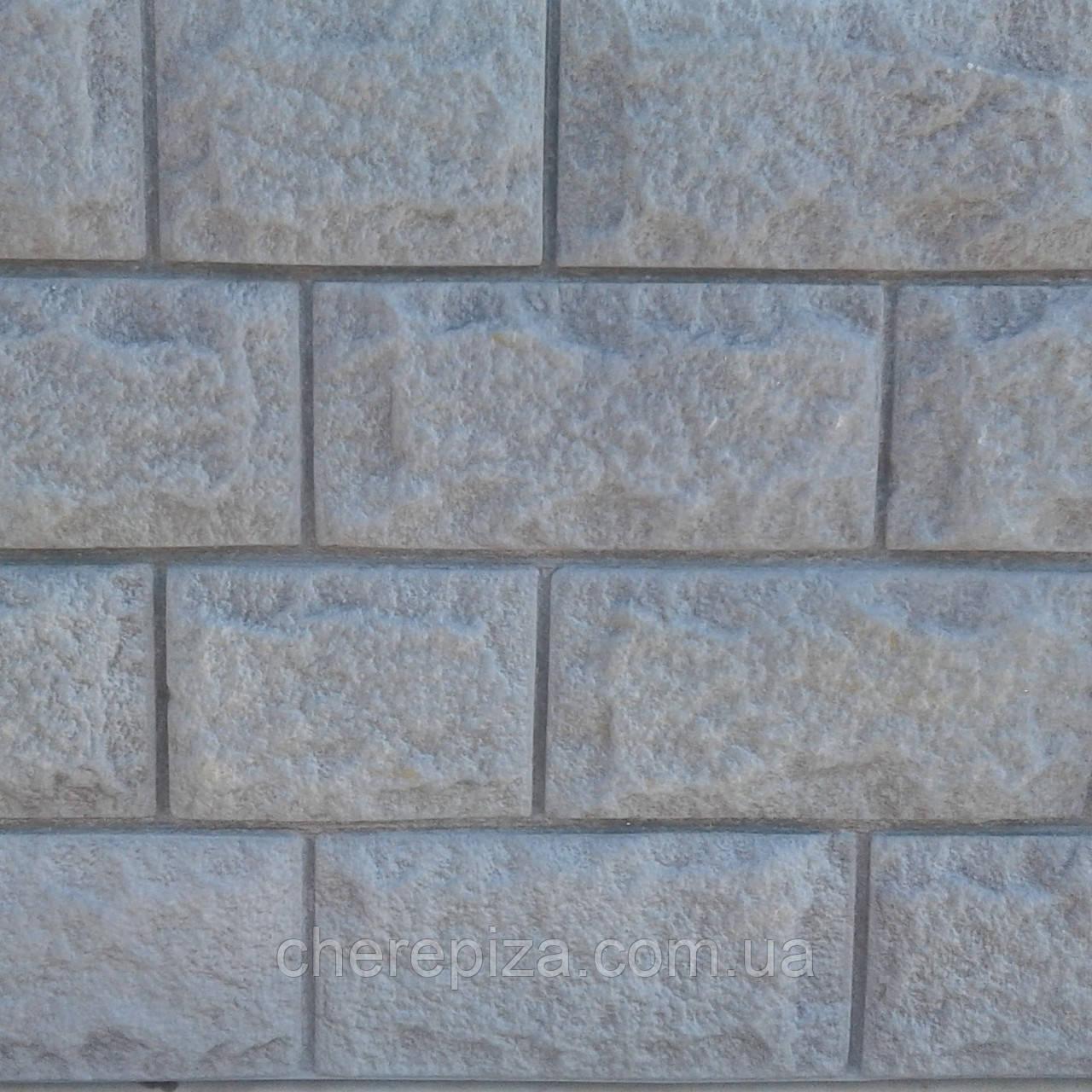 Термопанели фасадные под камень колотый (0,47 м.кв. - 1 шт)