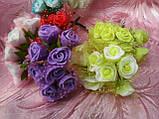 Роза маленькая латексная в букетике  12 грн., фото 5