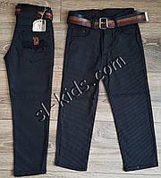 Яркие штаны,джинсы для мальчика 8-12 лет(ромбик черные) розн пр.Турция, фото 1
