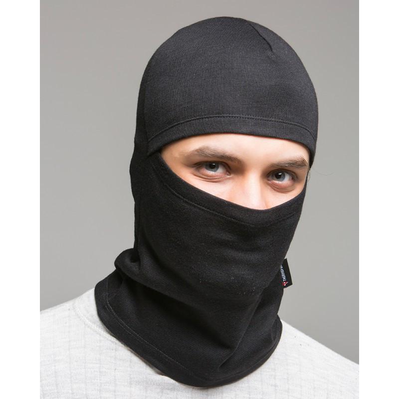 "Шапка-маска ""Балаклава"" THERMOFORM HZT 1-014, черная"