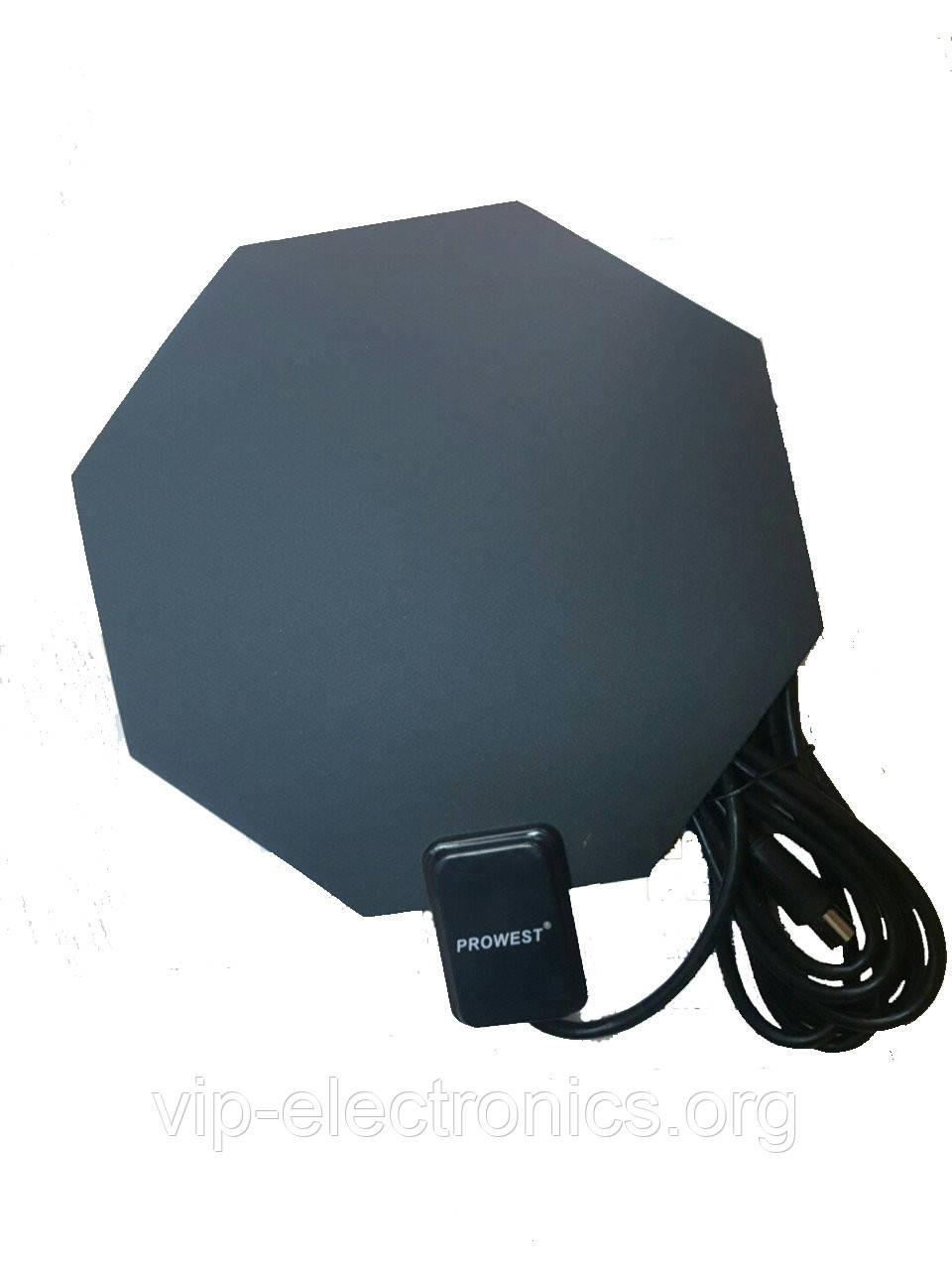 Антена 3,0138 DVB-T2  HDTV(470-860Мгц) цифрова  в коробці