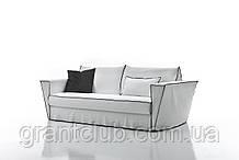 Італійський розкладний диван з шириною спального місця 160 см і контрастним кантом MAISON фабрика ALBERTA