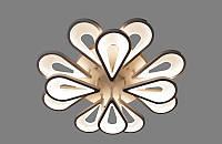 Люстра светодиодная потолочная 1674/8+4