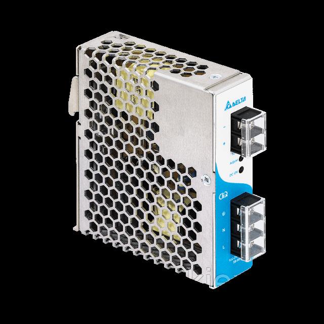 DRP024V060W1AA Блок питания на Din-рейку Delta Electronics 24В, 2,5A