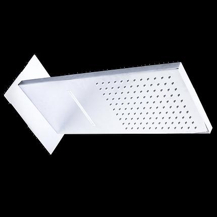 Душ настенный двух режимный, для встройки в стену ( инсталляция ) душ+водопад, фото 2