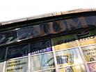 Дефлектори вікон вітровики на MITSUBISHI Мітсубіші Pajero Sport 1996-2009, фото 7