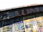 Дефлекторы окон ветровики на MITSUBISHI Митсубиси Pajero Sport 1996-2009, фото 7