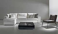 Современный угловой раскладной диван с шириной спального места 160 см BRANDY фабрика Asnaghi Salotti (Италия)