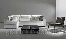 Кутовий розкладний диван спальне місце 160 см BRANDY фабрика Asnaghi Salotti (Італія)