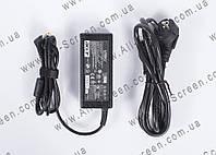 Блок питания ACER 19V, 3.16A, 60W, 5.5*2.5мм, black + сетевой кабель питания, фото 1