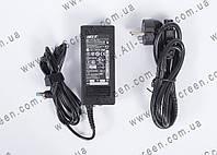 Блок питания ACER 19V, 3.42A, 65W, 5.5*1.7мм, black + сетевой кабель питания (copy), фото 1