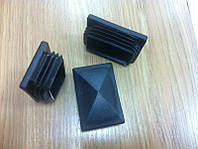 Заглушка профильной трубы  пирамида 30*50