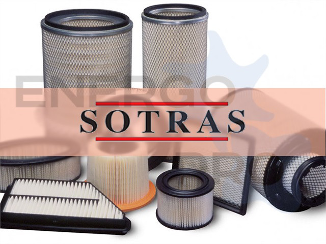 Воздушный фильтр Sotras SA 6054