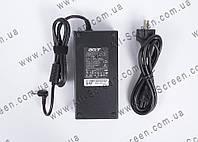 Блок питания ACER 19V, 7.9A, 150W, 5.5*2.5мм, black + сетевой кабель питания, фото 1