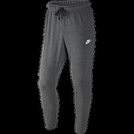 Брюки спортивные мужские Nike M NSW PANT CF JSY CLUB 804461-071