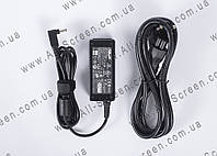 Оригинальный Блок питания ASUS 19V, 1.75A, 33W, 4.0*1.35мм, black for ASUS Q200, S200, X201, X202 + сетевой кабель питания