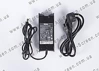 Блок питания DELL 19.5V, 4.62A, 90W, 7.4*5.0-PIN,  black + сетевой кабель питания (copy), фото 1