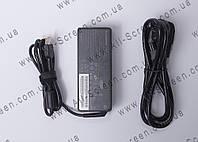 Блок питания Lenovo 20V, 4.5A, 90W, USB+pin (Square 5 Pin DC Plug), black + сетевой кабель питания, фото 1