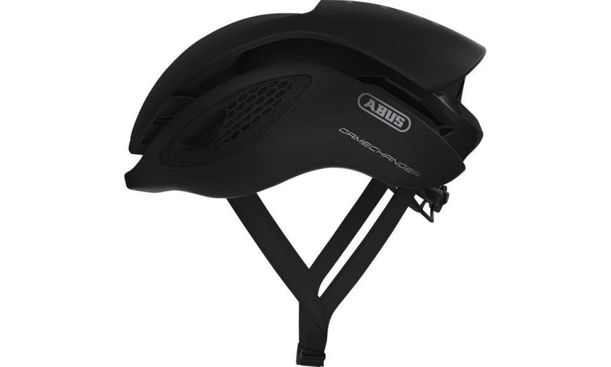 Велошлем ABUS GAMECHANGER Velvet Black (M)
