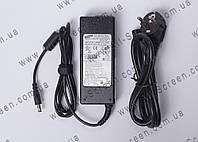 Блок питания SAMSUNG 19V, 4.74A, 90W, 5.5*3.0мм, black + сетевой кабель питания (copy), фото 1