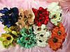 Декоративные бумажные цветы для скрапбукинга (15/12) (цена за 1 шт. + 3 грн.)