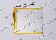Аккумуляторная батарея для планшета Li-Polymer 3.7V, 5000mAh, 126*114*3мм, фото 1