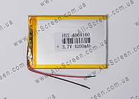 Аккумуляторная батарея для планшета Li-Polymer 3.7V, 4200mAh, 100*69*4мм, фото 1