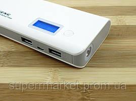 Внешний аккумулятор Power Bank Pineng 22000mAh PN-968, white, фото 2