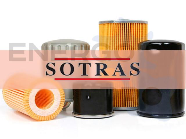 Масляный фильтр Sotras SH 8145