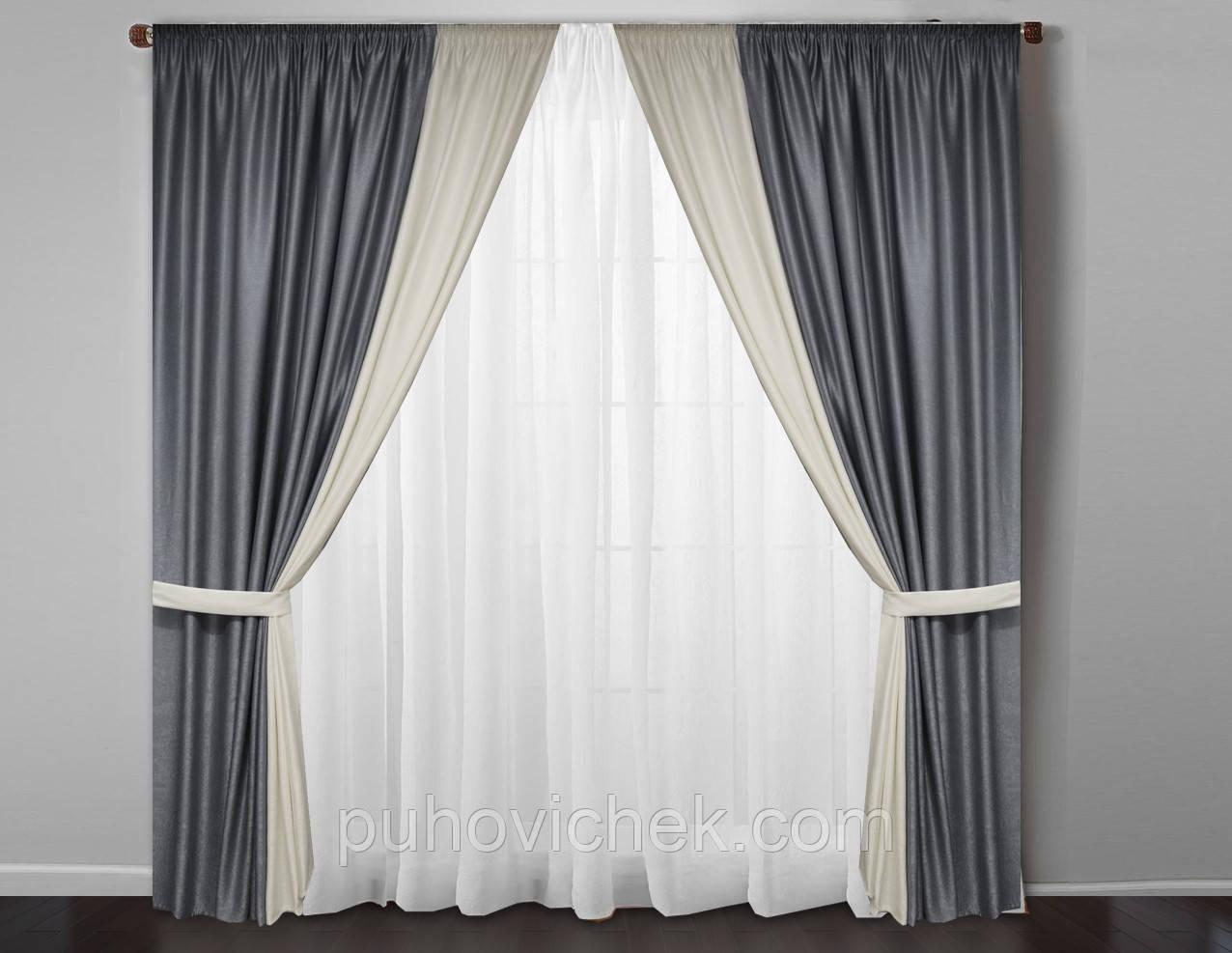 Готовые шторы от производителя заказать