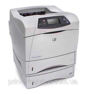 Б/у принтер HP 4250tn формата А4 в хорошем состоянии