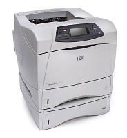 Б/у принтер HP 4250tn формата А4 в хорошем состоянии, фото 1